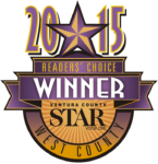 2015 Ventura Star Choice Readers Award
